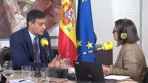 """Sánchez asegura que un Gobierno en funciones podría aplicar """"sin problema"""" el 155"""