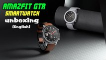 Amazfit GTR Smart Watch Unboxing And First Impression: Awesome Performance
