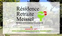 Maison de retraite privée médicalisée - Chambres individuelles à Marseille