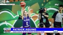 Gilas women's, pasok sa FIBA Olympic Pre-Qualifying Asian tour