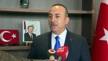 Dışişleri Bakanı Çavuşoğlu: 'Terörle mücadeledeki çifte standartları gündeme getirdik' - STRAZBURG