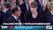 Pourquoi Carla Bruni a été choquée par François Hollande ? - ZAPPING ACTU DU 01/10/2019