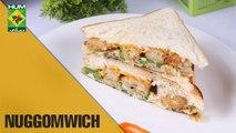 Nuggomwich Easiest Sandwich | Mehboob's Kitchen | Masala TV Show | Mehboob Khan