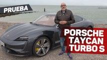 VÍDEO: Prueba Porsche Taycan TurboS