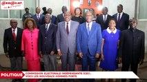 Commission Electorale Indépendante (CEI) :  Voici les nouveaux hommes forts