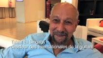 Clapiers : Talaat El Singaby directeur des Internationales de la Guitare