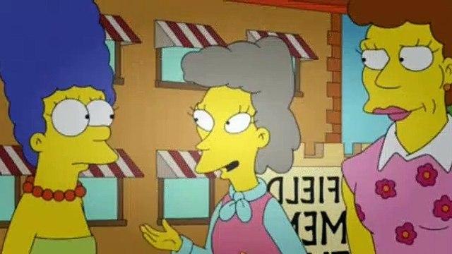 The Simpsons Season 24 Episode 14 - Gorgeous Grampa