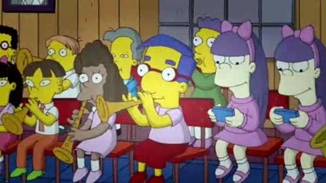 The Simpsons Season 24 Episode 15 - Blake-Eyed Please