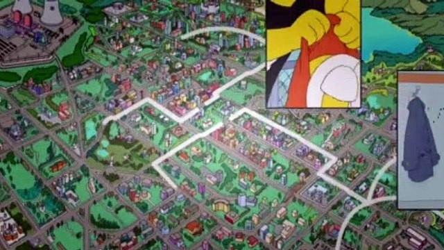 The Simpsons Season 24 Episode 18 - Pulpit Friction