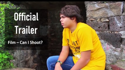 Hridaynath Meher - Official Trailer | Can I Shoot