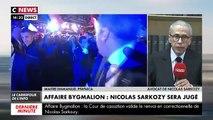 Nicolas Sarkozy renvoyé en correctionnelle son avocat se dit déçu par la décision