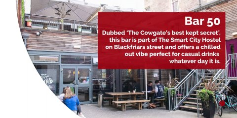 10 of the best Edinburgh beer gardens you might not know about