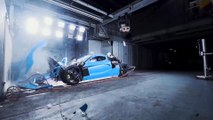 Company Drives $2 Million Hypercar Into Wall... SIX Times