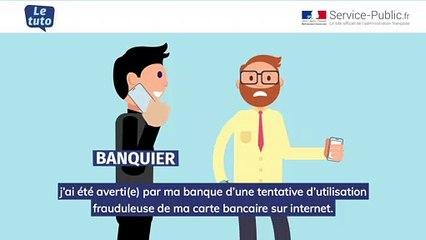 Fraude à la carte bancaire, un tutoriel en ligne