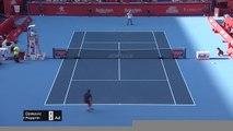 Djokovic makes strong return in Tokyo