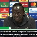 """Mane admits Salah frustration, but insists they are """"good friends"""""""