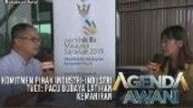 Agenda AWANI: Komitmen pihak industri-industri TVET: Pacu budaya latihan  Kemahiran