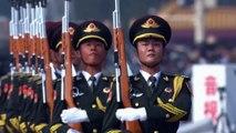 La dictadura comunista china exhibe su poderío militar en el 70 aniversario