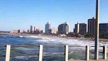 Ambiance unique à Durban