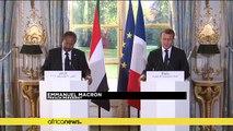 La France promet de soutenir le Soudan