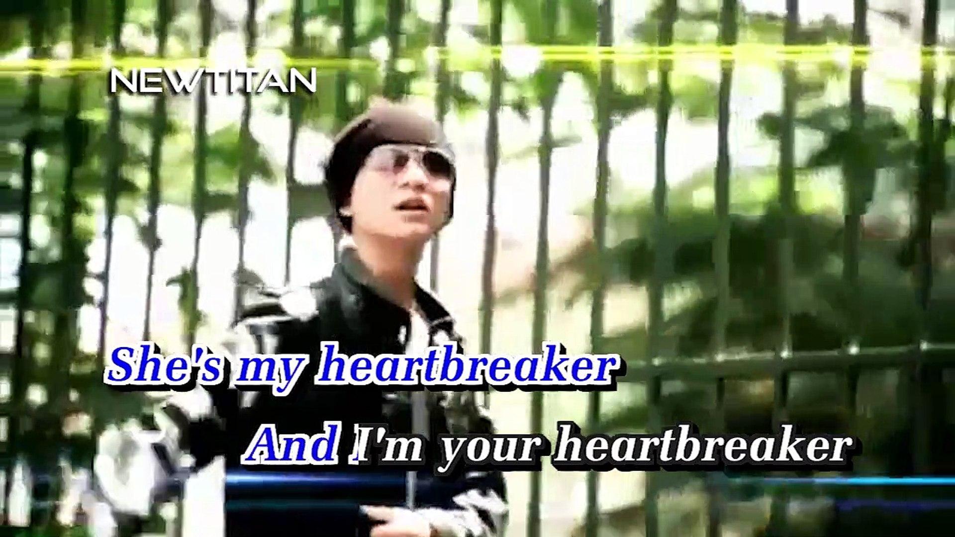 [Karaoke] Imma Heartbreaker - Justatee Ft. Emily, Lk [Beat]
