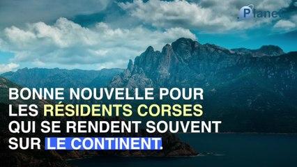 Des billets d'avion moins chers vers Marseille et Paris seulement pour les Corses