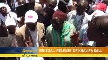 Libération de Khalifa Sall : un coup de com pour Macky Sall ? [The Morning Call]