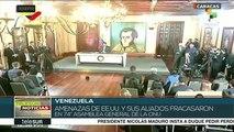 Nicolás Maduro: TIAR jamás será aplicado a Venezuela