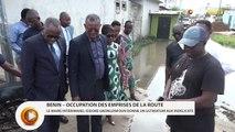 Occupation des emprises de la route : le maire intérimaire donne un ultimatum aux indélicats