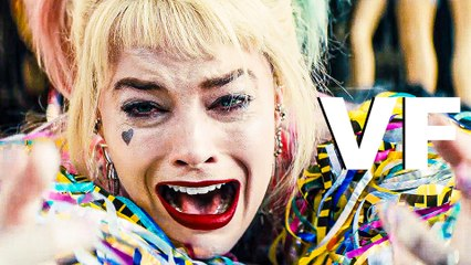 BIRDS OF PREY Bande Annonce VF (2020)