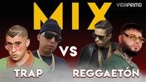 Trap vs Reggaetón Mix 2019 - Ñejo, Bad Bunny, Arcangel, Farruko, Ñengo