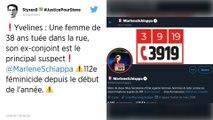 Yvelines : une femme meurt poignardée en pleine rue, son ex-compagnon interpellé