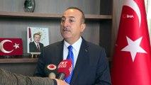 Bakan Çavuşoğlu: Demokrasilerde Terörizmin ve Teröristlerin Yeri Yoktur