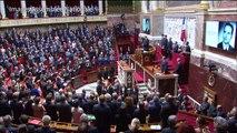 Chirac: hommage à l'Assemblée en présence de Cresson et Juppé