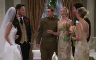Friends - Escena eliminada boda Monica y Chandler