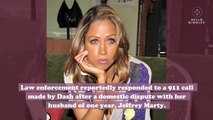 """Clueless's"" Stacey Dash was arrested for domestic violence"