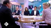 François Hollande dans C à Vous