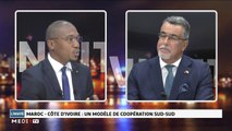 Entretien avec M.Abdelmalek Kettani, ambassadeur du Maroc en Côte d'Ivoire   - 01/10/2019