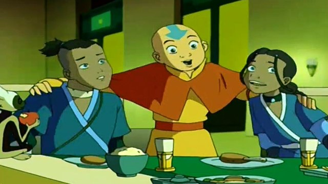 Avatar: The Last Airbender S01E05 The King of Omashu - The Last Airbender S01E05