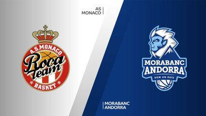 7Days EuroCup Highlights Regular Season, Round 1: Monaco 82-66 Andorra