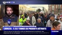 Incendie de l'usine Lubrizol à Rouen: 5 253 tonnes de produits détruits (2/2) - 01/10