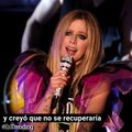 Avril Lavigne aceptó la muerte postrada en una cama, pero la vida le dio otra oportunidad