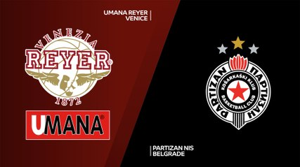 7Days EuroCup Highlights Regular Season, Round 1: Venice 63-66 Partizan