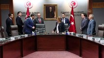 """Pekcan: """"Amacımız Türkiye ile Ürdün arasında orta ve uzun vadede ticaretin karşılıklı olarak..."""