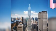 Manhattan's supertall skyscraper to open in 2020