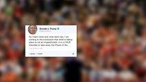 """Trump califica la investigación de impeachment como """"golpe de Estado"""""""