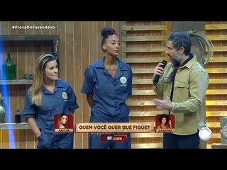 A Fazenda 11 | Novo peão: Jorge entra causando + Quem fica: Arícia ou Sabrina? + Lucas Fazendeiro