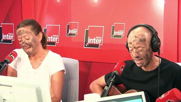 Regardez la chanson de Charline Vanhoenacker et Frédéric Fromet sur l'incendie de Rouen qui fait le buzz sur France Inter