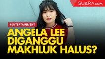 Ngaku Diganggu Makhluk Halus, Angela Lee Dapat 5 Jahitan di Kepala