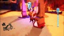 Spyro Reignited Trilogy (PC), Spyro 2 Ripto Rage Playthrough Part 10 Skelos Badlands